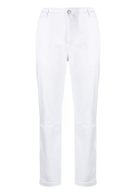 Jeans bianco P.A.R.O.S.H. | CABAREXYD230454001