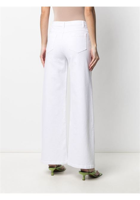 Jeans bianco P.A.R.O.S.H. | JEANS | CABAREXYD231450001