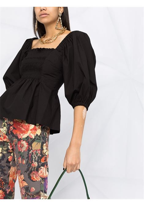 Black blouse P.A.R.O.S.H. |  | CANYOXD312209013