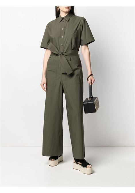 Green jumpsuit P.A.R.O.S.H. | JUMPSUITS | CANYOXD790128007
