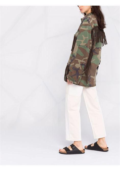 Green jacket P.A.R.O.S.H. | JACKETS | COMMANDOXD430818808