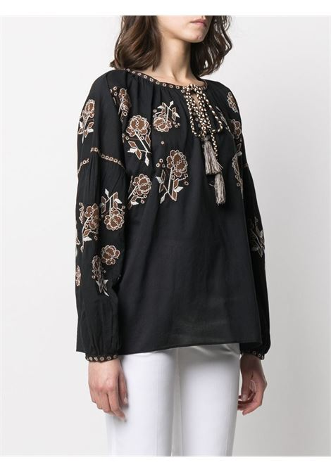 Black blouse P.A.R.O.S.H. |  | CRUELD310919813