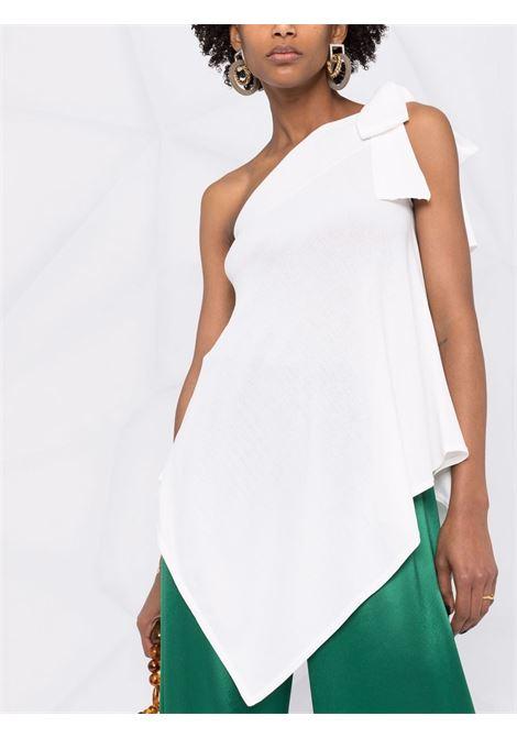 White blouse P.A.R.O.S.H. | BLOUSE | ROIBOSD540537002