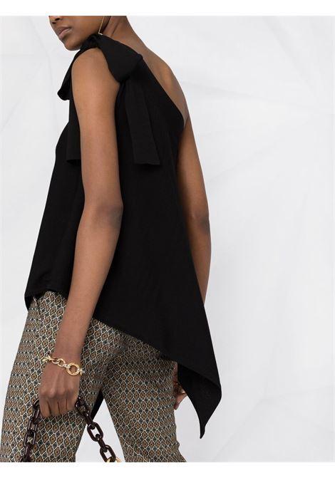 Black blouse P.A.R.O.S.H. | BLOUSE | ROIBOSD540537013