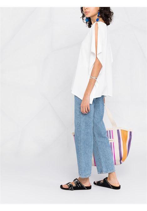 White blouse P.A.R.O.S.H. | BLOUSE | ROIBOSD540541002