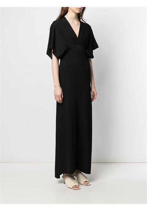 Black dress P.A.R.O.S.H. | DRESS | ROIBOSD550689013