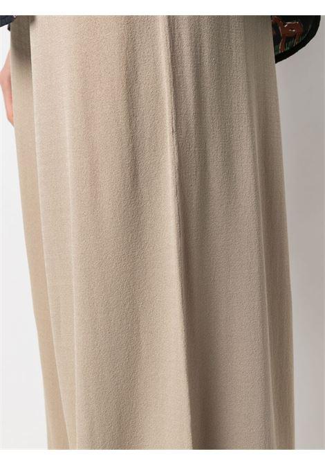 Pantalone beige P.A.R.O.S.H. | PANTALONI | ROIBOSD570540004
