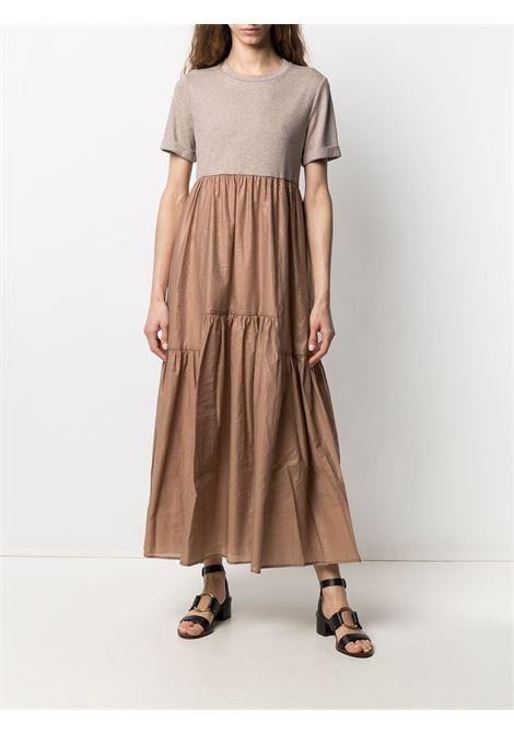 Brown dress PESERICO |  | M02278J0E5635E47