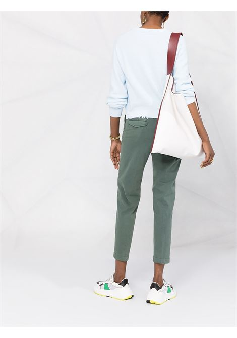 Green trousers PESERICO   M04993T302481137