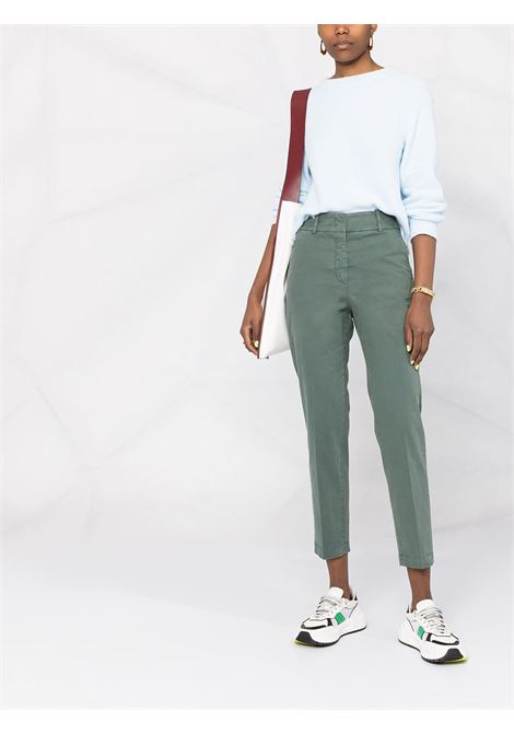 Green trousers PESERICO |  | M04993T302481137