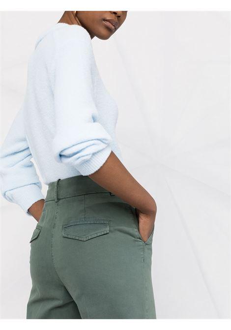 Pantalone verde PESERICO | PANTALONI | M04993T302481137