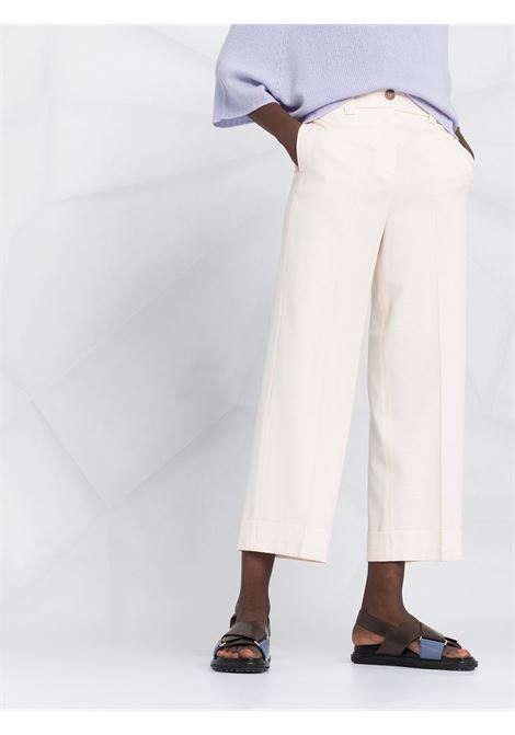 Beige trousers PESERICO |  | M0499801958140