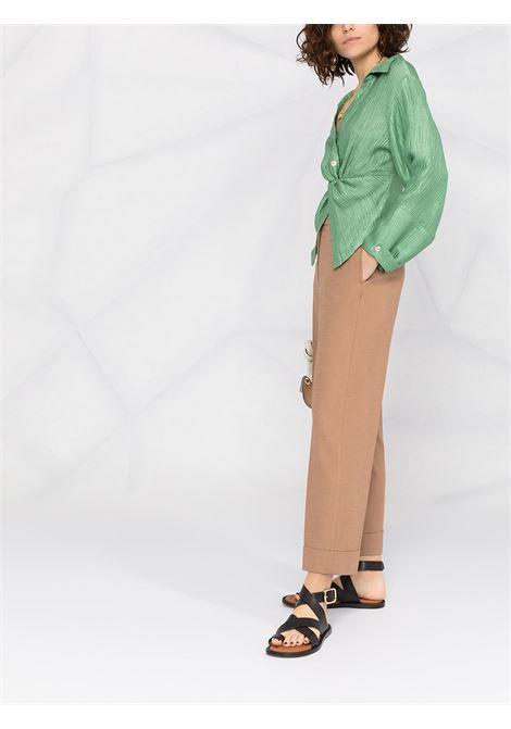 Pantalone beige PESERICO | PANTALONI | M0499801958148