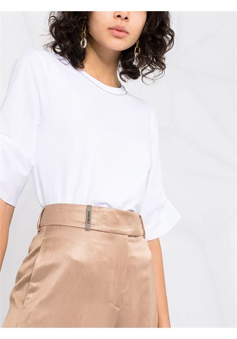Pantalone beige PESERICO | PANTALONI | P0447406704146