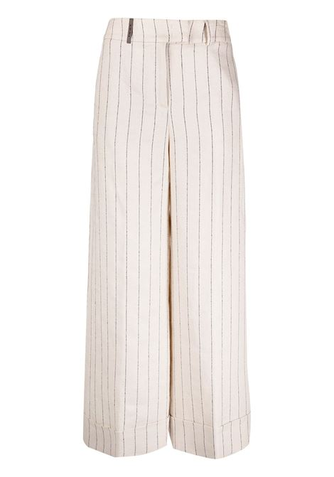 Beige trousers PESERICO |  | P0447406876941