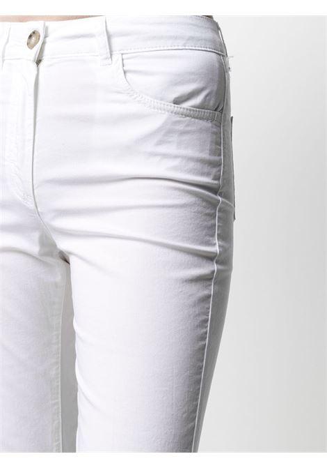 Pantalone bianco PESERICO | PANTALONI | P04541T302477101