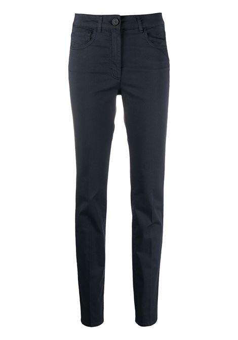 Pantalone blu PESERICO | PANTALONI | P04541T302477161