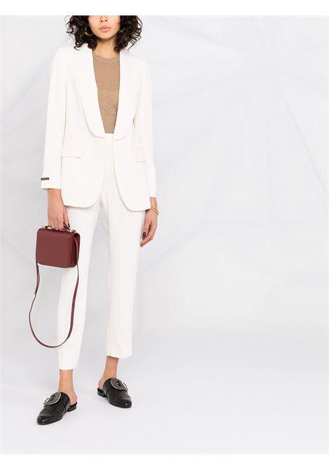White trousers PESERICO |  | P0457206087141