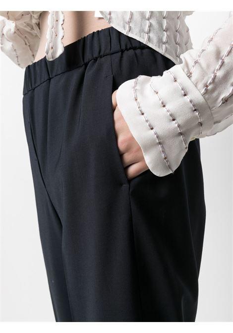 Pantalone blu PESERICO | PANTALONI | P04572Z02008561