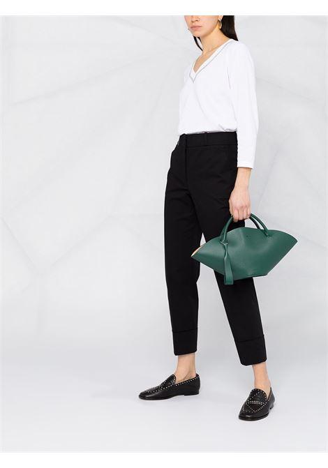 Pantalone nero PESERICO | PANTALONI | P0462901037105