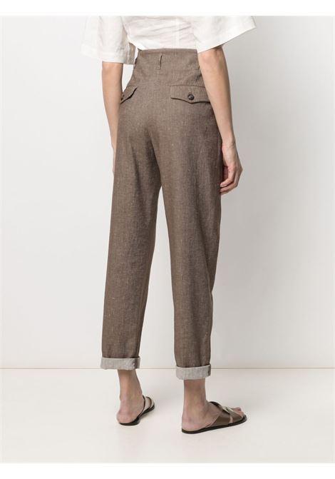 Brown trousers PESERICO |  | P04888L102482951