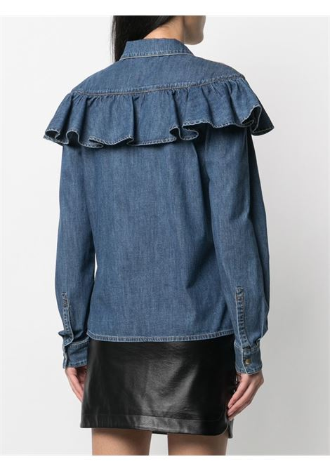 Blue shirt PHILOSOPHY di LORENZO SERAFINI |  | 0217731290