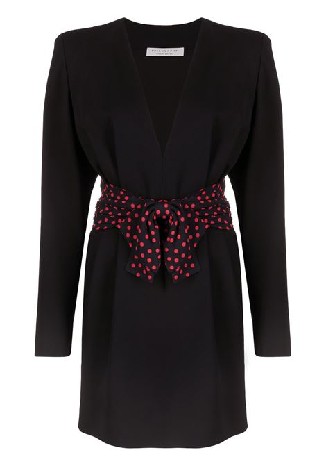 Black dress PHILOSOPHY di LORENZO SERAFINI |  | 0422733555