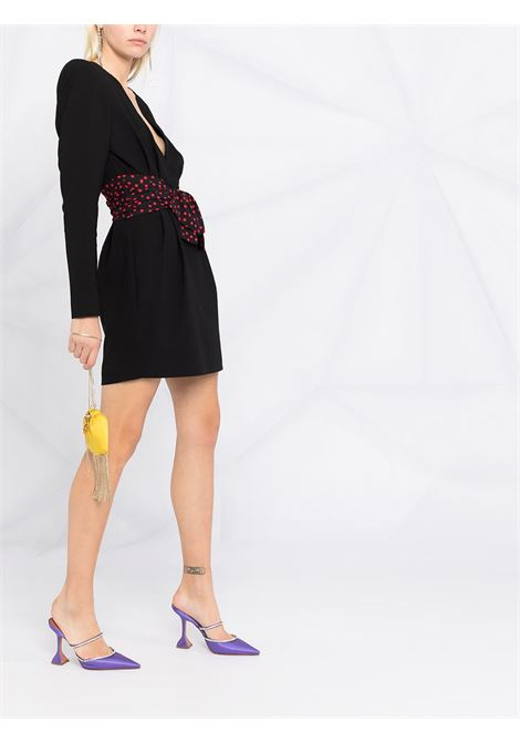 Vestito nero PHILOSOPHY di LORENZO SERAFINI | ABITI | 0422733555