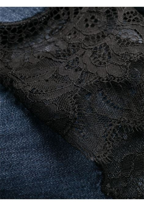 Blue dress PHILOSOPHY di LORENZO SERAFINI |  | 0435731290