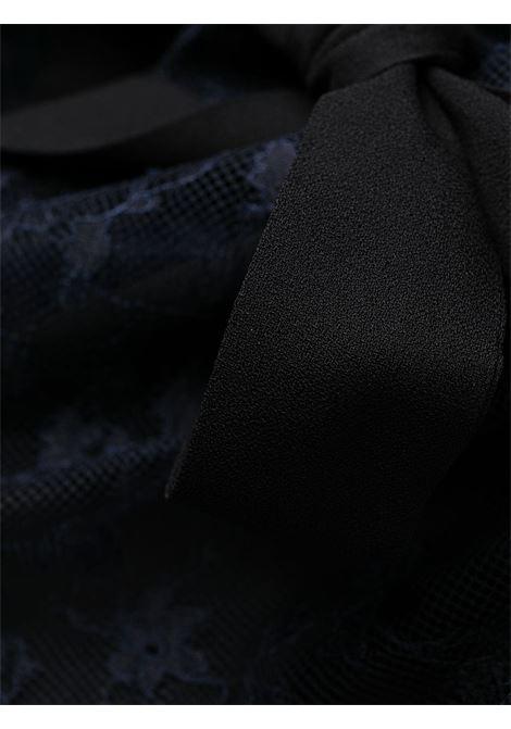 Vestito blu PHILOSOPHY di LORENZO SERAFINI | ABITI | 0436717290