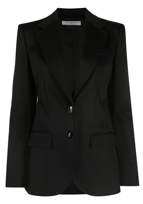 Black blazer PHILOSOPHY di LORENZO SERAFINI | 05097222