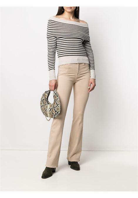 Black/beige jumper PHILOSOPHY di LORENZO SERAFINI |  | 09267021555