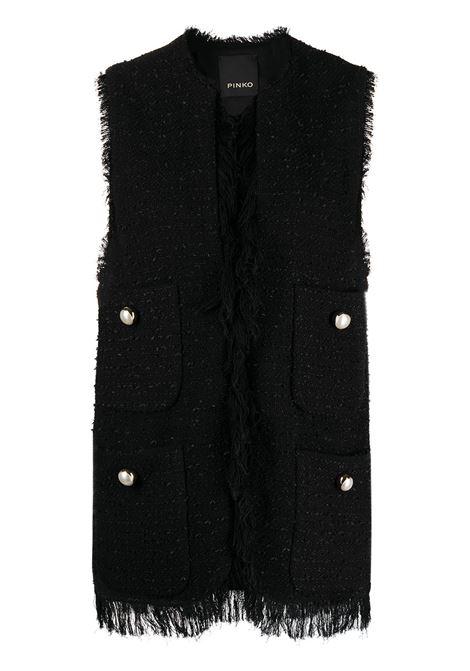 Black waistcoat PINKO |  | 1G15N88440Z99