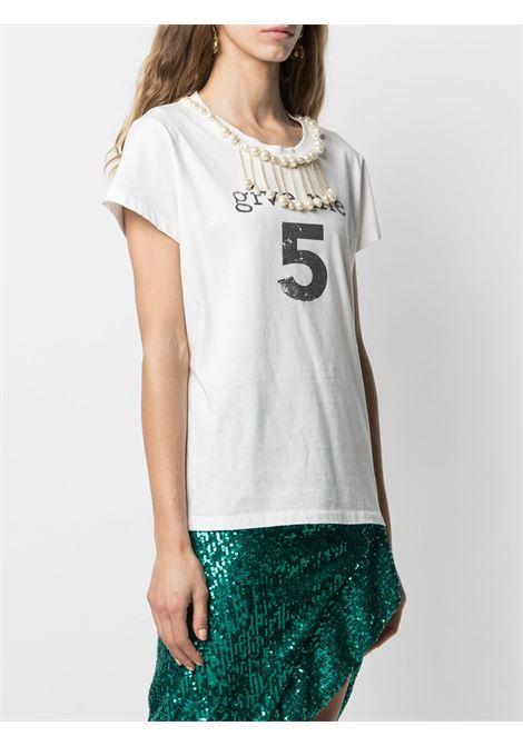 T-shirt bianca PINKO   T-SHIRT   1G15NUY6YXZ14