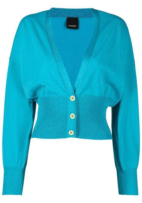 Blue cardigan PINKO |  | 1G15R1Y6TCU25