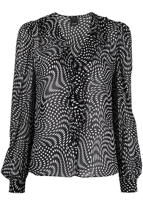 Black blouse PINKO |  | 1G15R98421ZZ2