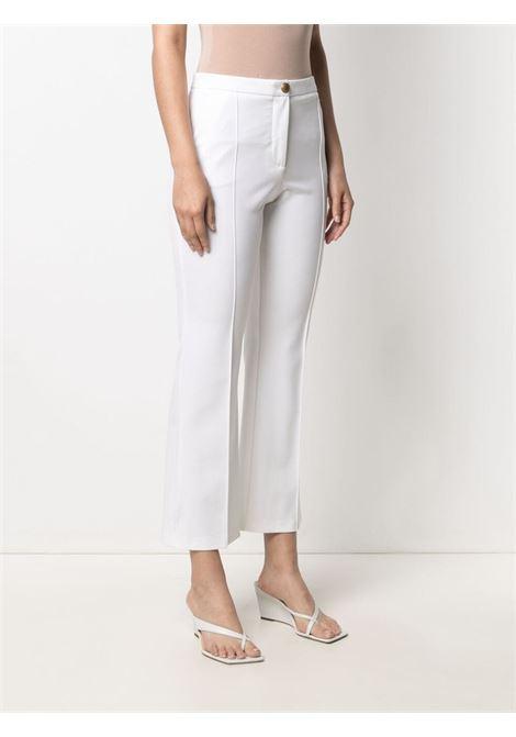 Pantalone bianco PINKO | PANTALONI | 1G15SC5872Z05