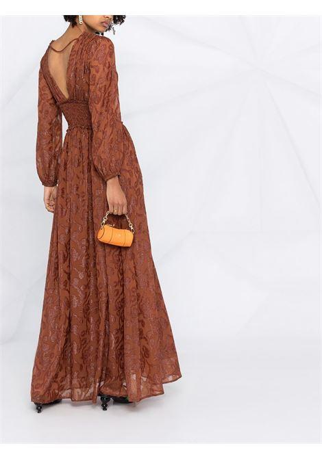 Brown dress PINKO |  | 1G15TJ8367L81