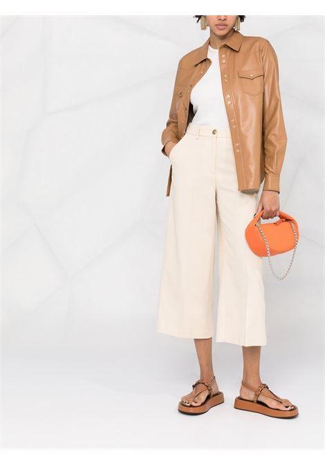 Pantalone bianco PINKO | PANTALONI | 1G1611Y6W9C51