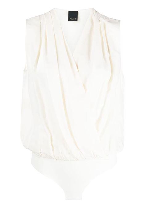 Body bianco PINKO | BODY | 1G161YY6ZDZ15