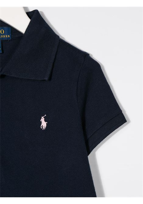 Polo nera POLO RALPH LAUREN KIDS | POLO | 311573242008