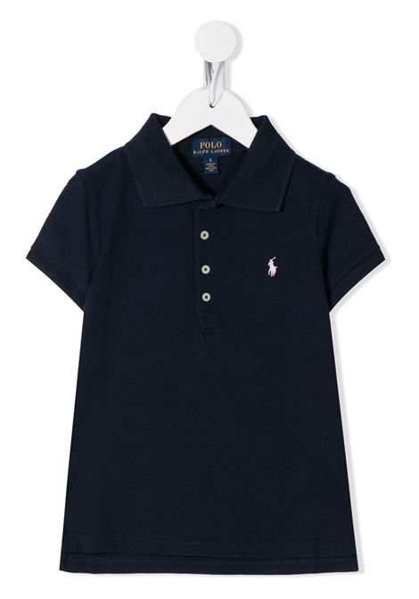 Polo blu POLO RALPH LAUREN KIDS | POLO | 313573242008