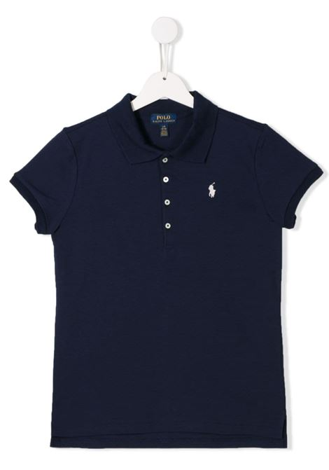 Polo blu POLO RALPH LAUREN KIDS | POLO | 313573242X008