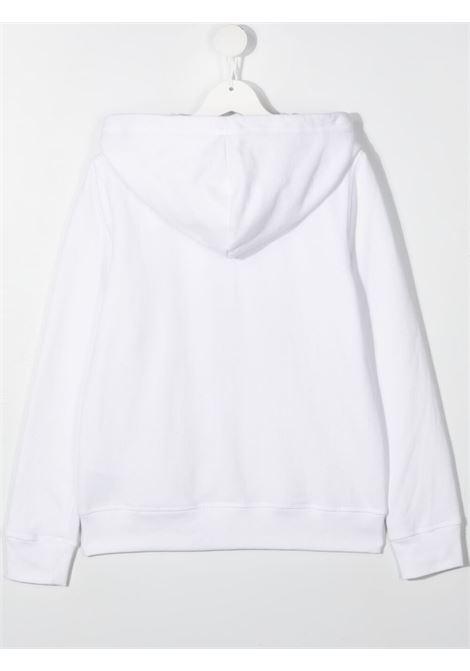 White sweatshirt POLO RALPH LAUREN KIDS | SWEATSHIRTS | 313833560X022