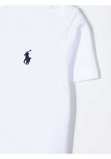 T-shirt bianca POLO RALPH LAUREN KIDS | T-SHIRT | 320674984002