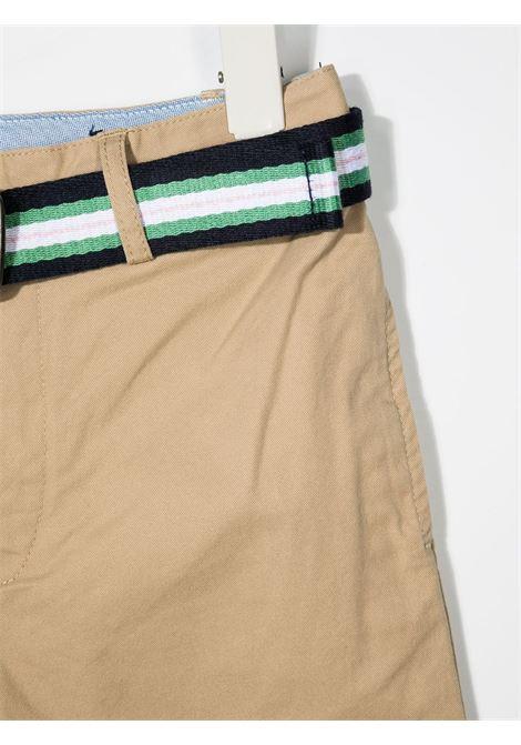 Pantaloncini beige POLO RALPH LAUREN KIDS | SHORTS | 321832061002