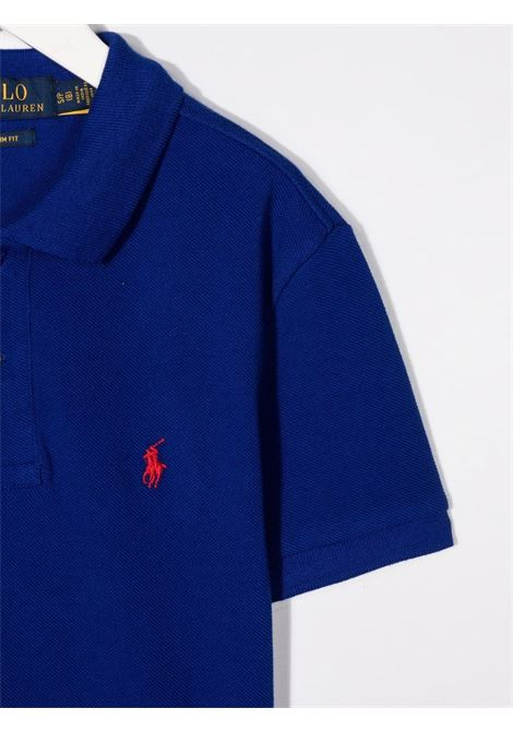 Polo blu POLO RALPH LAUREN KIDS | POLO | 323547926024
