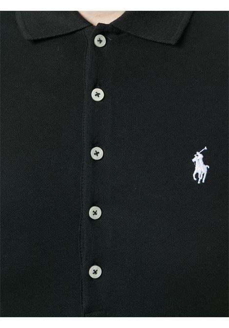 Polo nera POLO RALPH LAUREN | MAGLIE | 211505654114