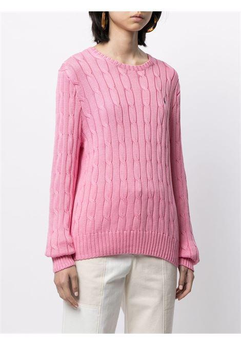 Pink jumper POLO RALPH LAUREN   JERSEYS   211580009093