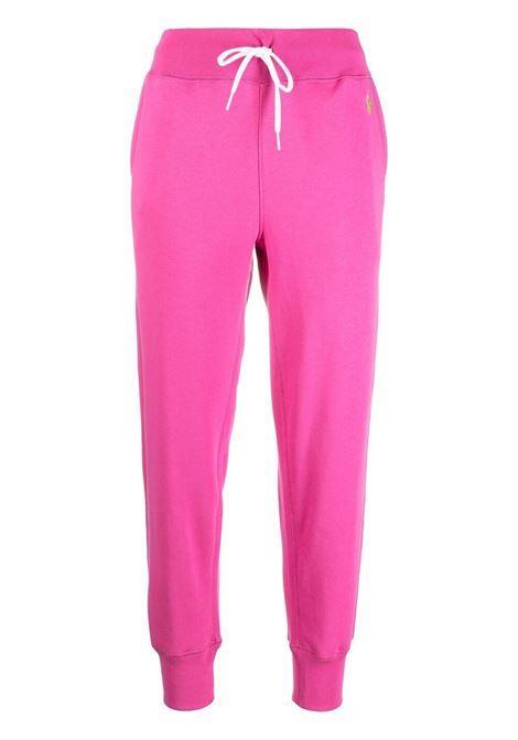 Pantalone rosa POLO RALPH LAUREN | PANTALONI | 211780215015